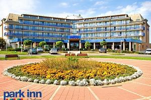 Sárvár ve 4* hotelu Park Inn s neomezeným vstupem do termálů a polopenzí nebo all inclusive – také…...