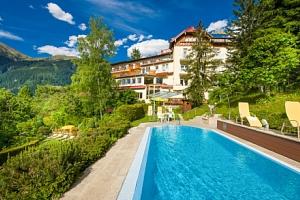 Rakousko v Hotelu Alpenblick *** s polopenzí, termálním bazénem a wellness...