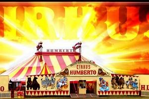 2 vstupenky za cenu 1 do cirkusu HUMBERTO ve Frýdku - Místku 23.5. - 2.6.2019...