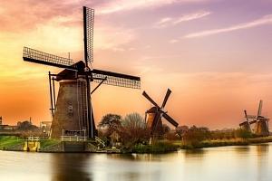 Zájezd na 4 dny do Nizozemí: Amsterdam, typické sýry a větrné mlýny...