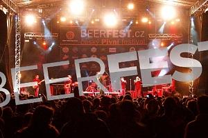 Lístek na pivní festival BEERFEST 2019 v Olomouci...