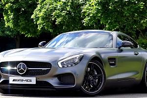 Jízda v Mercedes Benz SLS AMG...