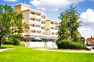 Jižní Čechy ve Veselí nad Lužnicí v hotelu s wellness neomezeně a polopenzí...