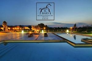 Italská Umbrie na 6 dní pro dva: snídaně, wellness, bazén a golf...