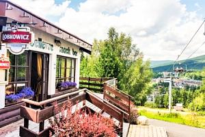 Harrachov: Sport Hotel Bellevue K-180 *** s polopenzí a slevou na půjčení kol...