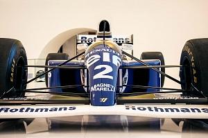 Jízda ve formuli Renault...