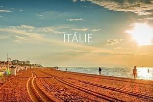 Itálie, Lignano: týden pro 1 osobu s polopenzí v mobilhomu...