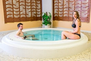 Přerov v Hotelu Jana **** s neomezeným wellness, úschovnou kol a polopenzí...