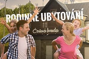 Hurá na hory v létě - rodinná 5ti denní dovolená se snídaní v Krkonoších pro 4 osoby. Ubytování v…...