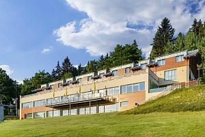 Nový hotel Monínec s wellness, aktivity parkem a lanovkou zdarma...