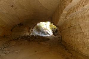 Dobrodružství v jeskyni...