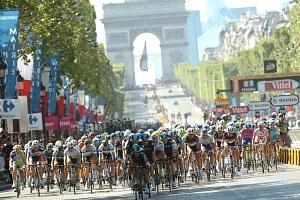 Zájezd na Tour de France...