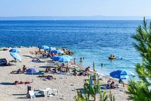 Chorvatsko: 10 dní pro 1 osobu ve stanu, doprava autobusem...