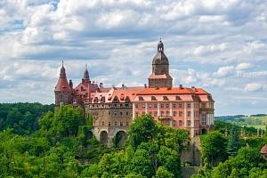 Polské Versailles a tajné sídlo Adolfa Hitlera: výlet do Dolního Slezska...