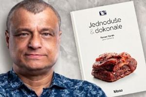 Kuchařka: Maso – Jednoduše a dokonale od Romana Vaňka...