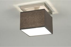 Stropní designové šedé svítidlo Anders Grey I (poslední 3 kusy) (Kohlmann)...
