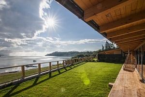 Luxusní pobyt u vody s panoramatickým výhledem...