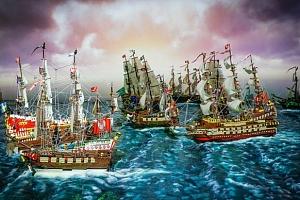 Vzrušující HistoryLand - svět z milionu LEGO kostek...