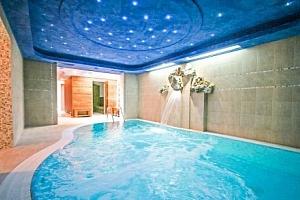 Hegykő: Hotel Tornacos *** s wellness, polopenzí a vstupem do termálních lázní...