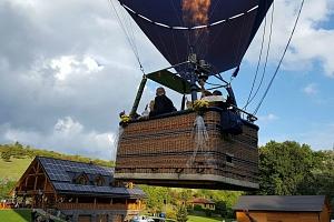 Let balonem pro dva – akční letenka...