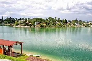 Léto s neomezeným koupáním na Slunečních jezerech...