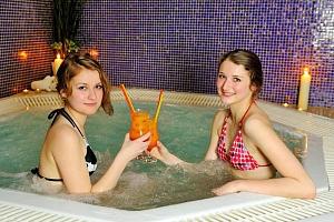 Slovenská Bystrička v hotelu mezi Malou a Velkou Fatrou s polopenzí a bohatým balíčkem slev...
