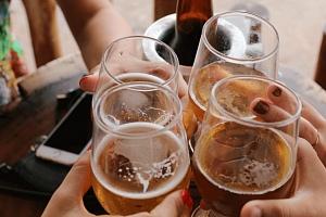 Tour de beer, pivem podlitá úniková hra...
