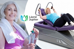 Rekondiční stoly - 1× či 10× 60min. cvičební program s terapeutem...