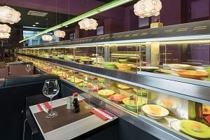 25% sleva na running sushi v restauraci Yosoki na Vinohradech...