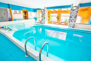 Slovenská Orava v penzionu s bazénem, solnou jeskyní, saunou a fitness neomezeně i polopenzí a…...