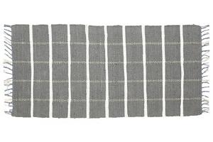 Tkaný kobereček Grey/white 60x120 cm...
