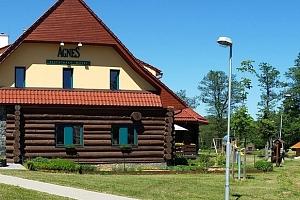 Hotelu Agnes u Kutné Hory, s BIO stravou, moštárnou a palírnou...