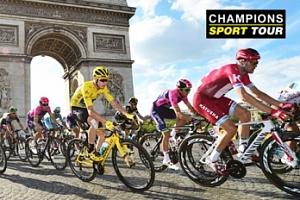 Tour de France + prohlídka Paříže pro 1 osobu vč. dopravy...