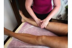 Hodinová manuální lymfatická masáž...