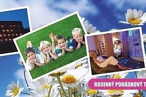 Rodino! 4 až 8 dní v Krkonoších - Báječné prázdniny s plnou penzí ve vyhlášeném 3* rodinném Horském…...
