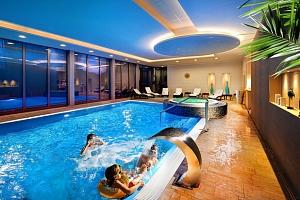 Neomezený wellness pobyt v hotelu PARK ****...