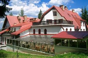 Polsko: Krkonoše v Hotelu Corum *** s polopenzí, neomezeným bazénem a saunou...