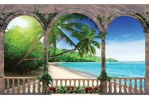 Fototapeta Beach Tropical...