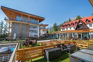 Tatry přes TOP letní sezónu v novém Hrebienok Resortu...