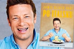 Kuchařka: Jamie Oliver vaří po italsku - Ze srdce italské kuchyně...