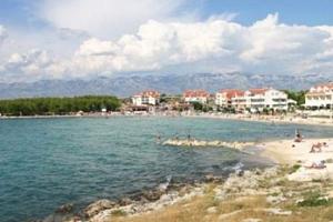 Chorvatsko, Pag: 8 dní pro 1 os., doprava vlastní, polopenze...
