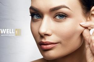 Vyhlazení vrásek za pomoci luxusního kosmetického ošetření...
