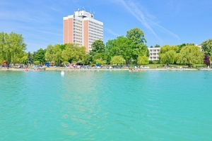 Balaton: Danubius Hotel Marina ***+ s all inclusive, vlastní pláží a wellness...