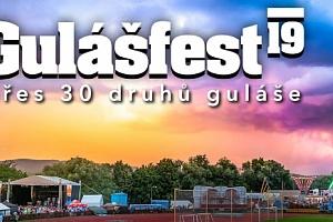 Přes 30 druhů guláše na Gulášfestu ve Valašském Meziříčí 18.-20.7.2019...