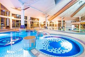 Sárvár ve 4* hotelu Park Inn s termály neomezeně a polopenzí, přes léto i na týden