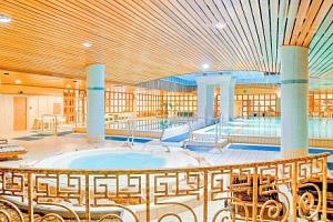 Budapešť u centra v The Aquincum Hotelu Budapest **** s termálními bazény...