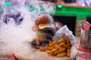 Hamburgerová výzva...