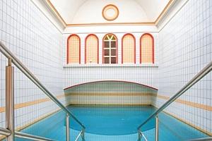 Piešťany v Hotelu Panoráma ***+ s polopenzí a vstupem do sauny či zrkadliska...