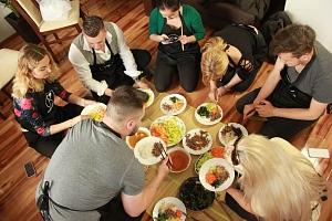 Vietnamský kurz vaření Rejža doma...