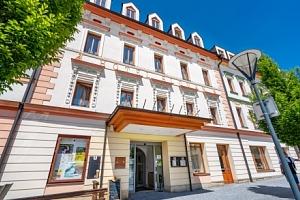 Jeseníky: Hotel Slovan **** blízko skiareálů s polopenzí a gurmánským menu...